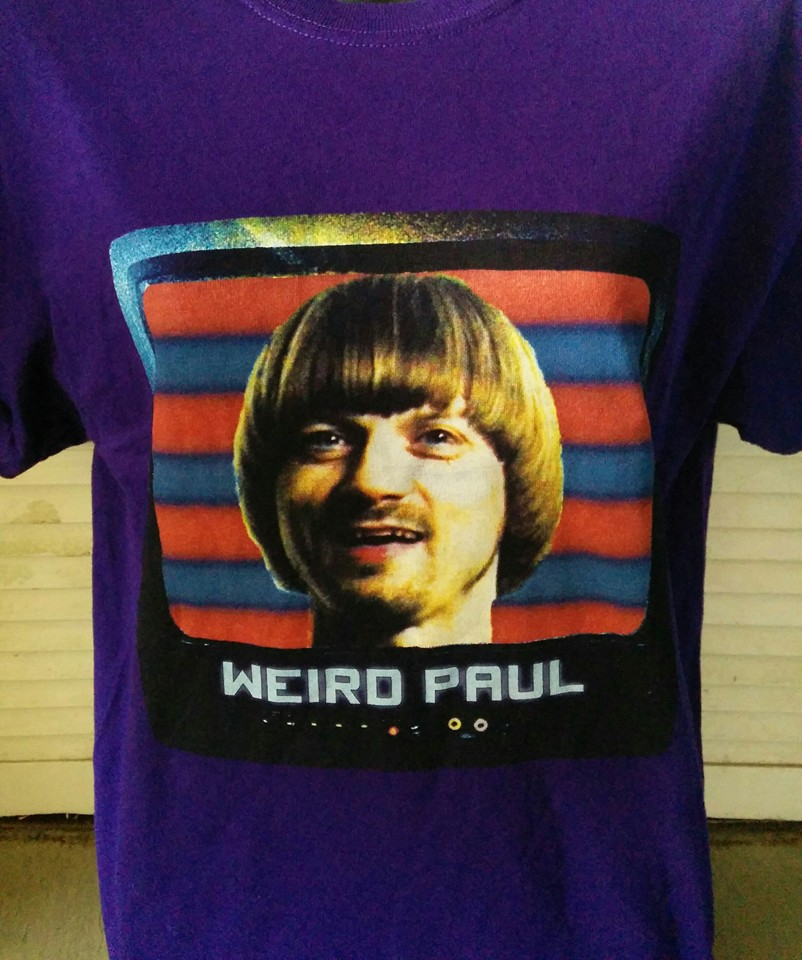 Purple WeirdPaul Tee