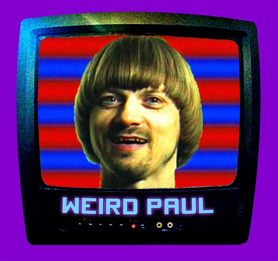 Weird Paul Tshirts